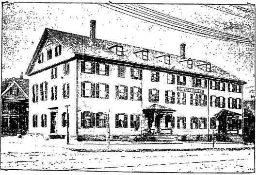 Zach Porter's Hotel